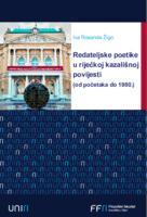 prikaz prve stranice dokumenta Redateljske poetike u riječkoj kazališnoj povijesti (od početaka do 1980.)